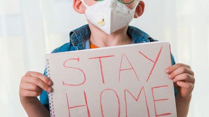 Cara Mudah Beri Pengertian pada Anak, Mengapa Harus Terus Berada di Rumah Selama Pandemi Corona