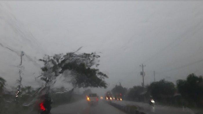 Info Peringatan Dini BMKG Hari Ini, Rabu 23 Juni 2021 : Berikut Wilayah Provinsi Alami Cuaca Ekstrem
