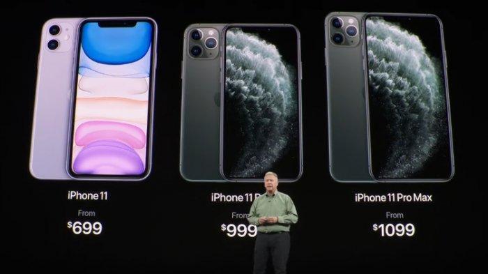 Lengkap, Daftar Harga iPhone Terbaru Januari 2021, iPhone 7 Plus hingga iPhone 12 Series