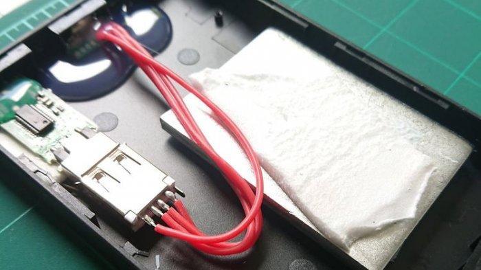 Bermula dari Hard Disk Eksternal Lemot, Pria Ini Kaget Ternyata Isinya Flash Disk dengan Pemberat