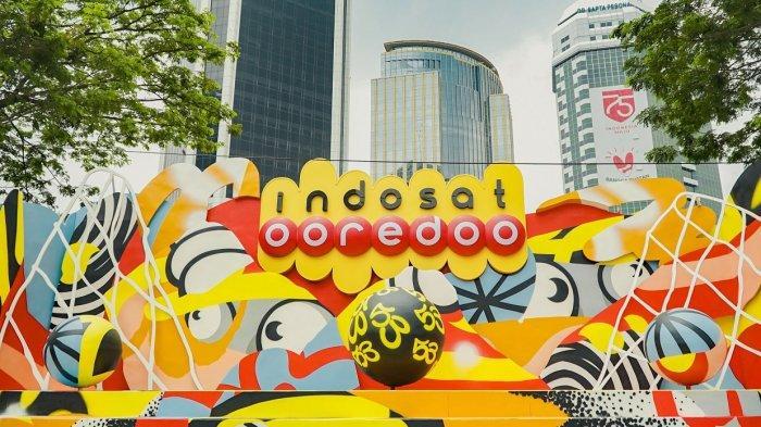Sepanjang 2020, Pendapatan Indosat Melejit Naik Hingga 6.9 Persen