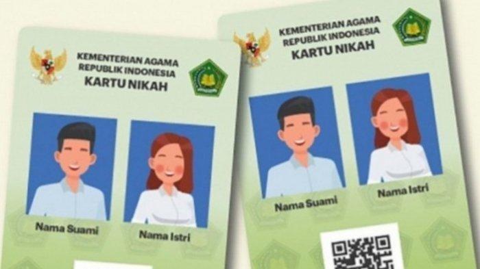 Cara Membuat Kartu Nikah Digital untuk Pasangan Pengantin Baru dan Lama, Begini Langkah-langkahnya