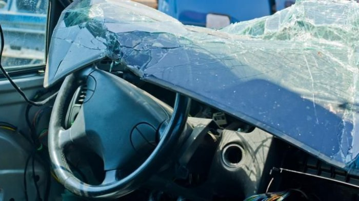 Kecelakaan Maut di Sragen, Pengendara Motor Honda Tewas Ditabrak Bus Eka