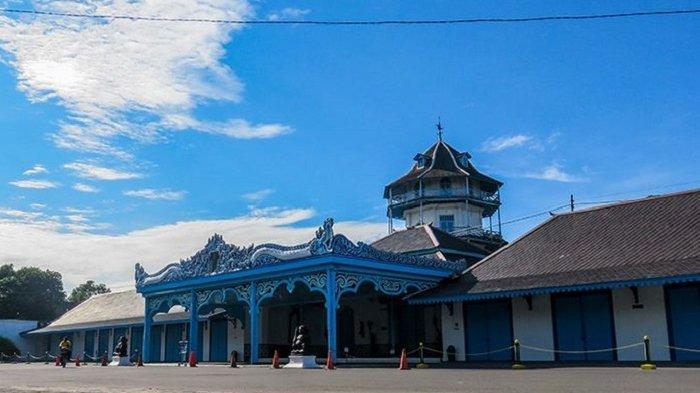 ILUSTRASI : Keraton Kasunanan Surakarta Hadiningrat yang berada di Kelurahan Baluwarti, Kecamatan Pasar Kliwon, Kota Solo.