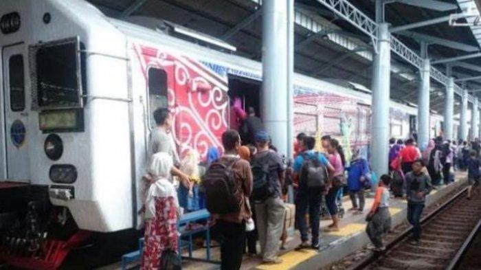 Jadwal KA Prameks Rute Stasiun Solo Balapan-Tugu Yogyakarta, Jumat 14 Februari 2020
