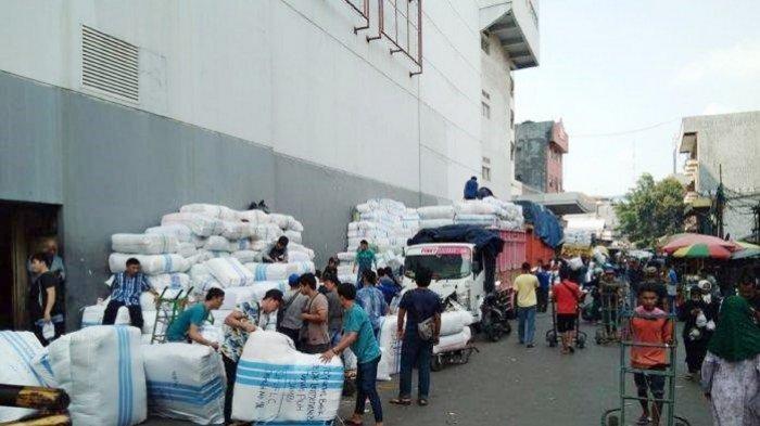 Ketika Seorang Kuli di Pasar Kobong Semarang Asal Sragen Harus Menerima Dirinya Positif Covid-19