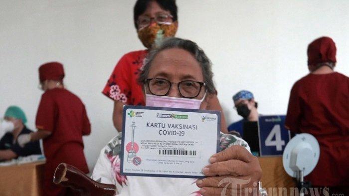 Jadwal & Lokasi Mobil Keliling Vaksinasi Covid-19 Lansia, Hari Ini Mulai Dioperasikan Pemkot Solo