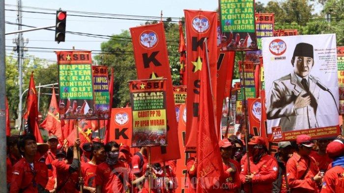 Peringati May Day, SBSI Pilih Tak Turun ke Jalan, Ingatkan soal Omnibus Law: Cooling Down Dulu
