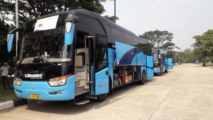 Mudik Gratis Lebaran 2019, Kemenhub Sediakan 1.200 Bus