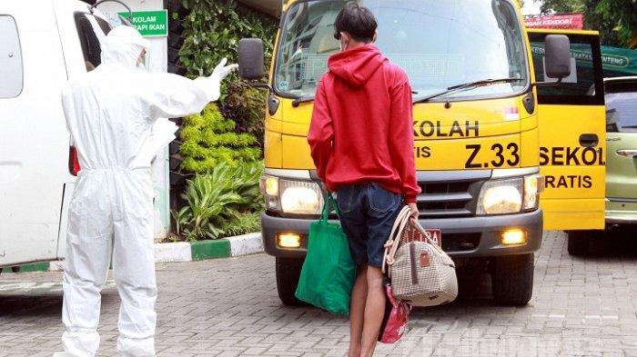 Nasib 4 PKL Bermobil dari Pekalongan Positif : Batal Jualan di Solo,Malah Dibawa ke Asrama Donohudan