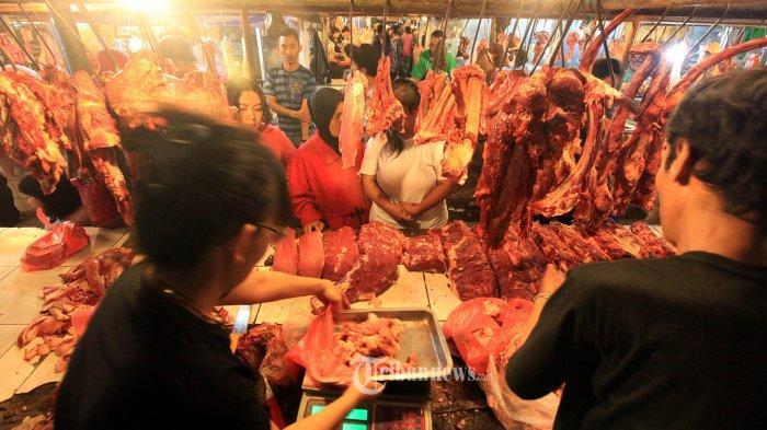 Soal Harga, Pedagang Daging Sapi Tak Bisa Penuhi Perintah Jokowi