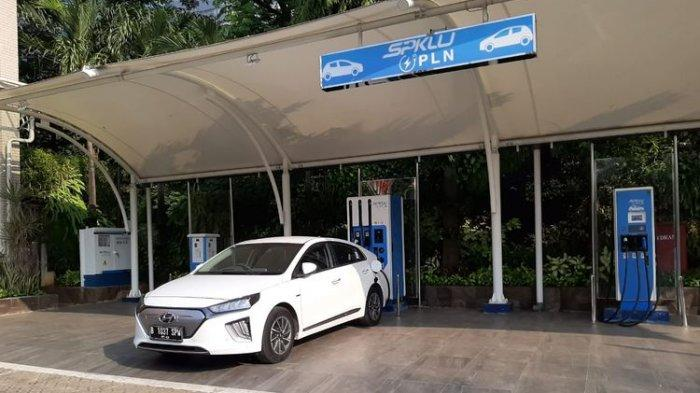 Melihat Spek Hyundai Ioniq, Mobil Listrik untuk Kendaraan Dinas Menhub, Harga Rp 600 Jutaan
