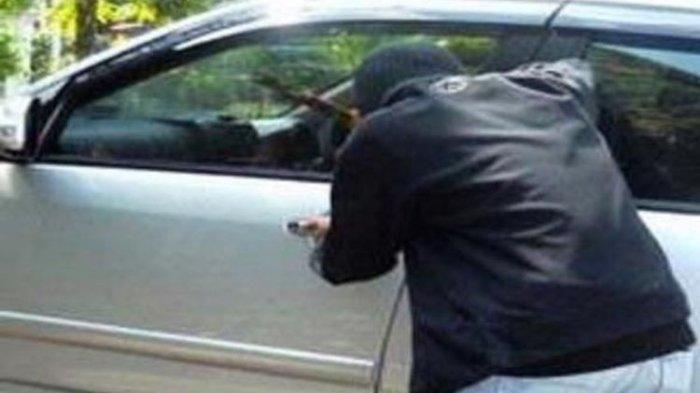 Pria Hentikan Mobil di Jalan Solo-Purwodadi, Rampas Tas Sopir Wanita Asal Sumberlawang Sragen