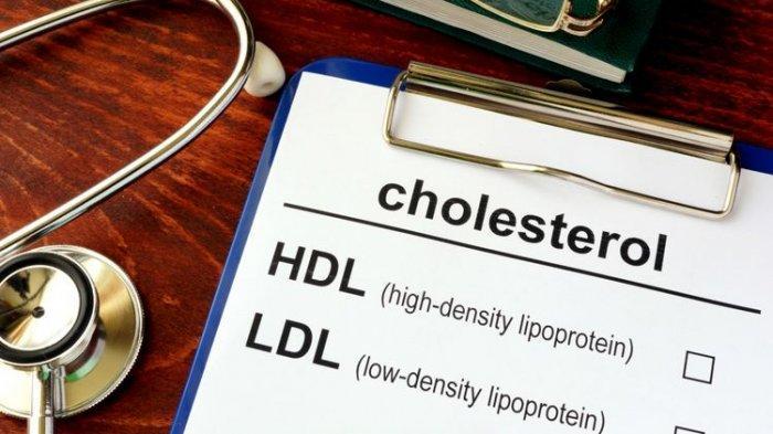 Ilustrasi pengukuran kolesterol