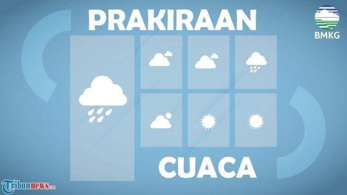 Info Peringatan Dini BMKG Hari Ini, Rabu 9 Juni 2021 : Berikut Wilayah Provinsi Alami Cuaca Ekstrim