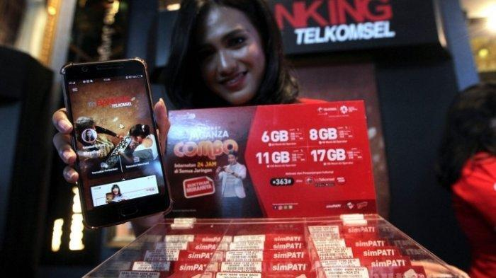 Promo Telkomsel Rabu 22 Juli 2020, Nikmati Promo Kuota Murah 30 GB Hanya Rp 85 Ribu