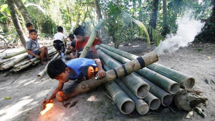 Bocah yang Terbakar Meriam Bambu Dirawat Intensif, Ditangani Dokter Bedah Plastik di RSST Klaten