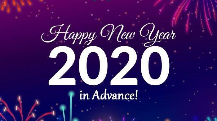 50 Ucapan Selamat Tahun Baru 2020 untuk Keluarga Tercinta