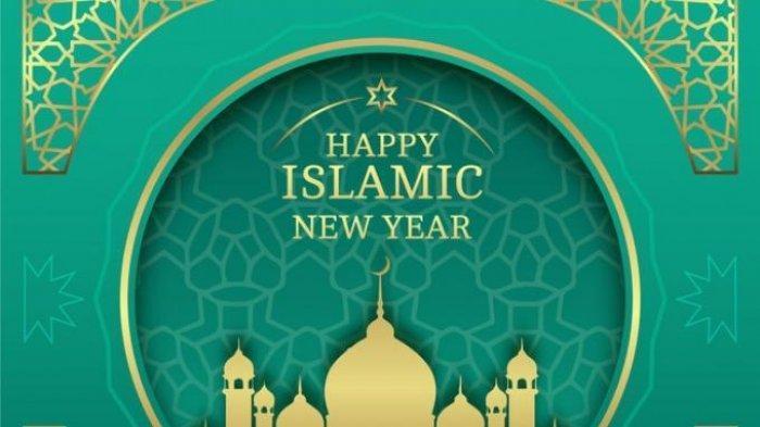 Ilustrasi Tahun Baru Islam 1443 H. Dalam artikel mengulas tentang amalan-amalan di Bulan Muharram, bulan penuh keberkahan bagi Umat Muslim.
