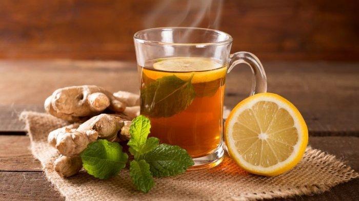 Tips Sahur Sehat: Coba Minum Secangkir Air Rebusan Jahe Saat Sahur, Rasakan Khasiatnya bagi Tubuh