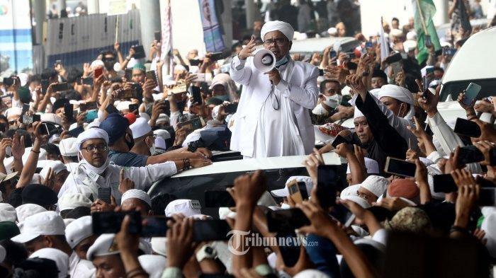 Tak Mau Kecolongan Lagi, Polda Jabar Ogah Beri Ijin Acara Pengajian Habib Rizieq di Cianjur