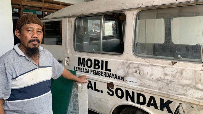 Kisah Pemilik Bakar Keranda di Mobil Jenazahnya : Susah Nyala, Seusai Baca Al-fatihah Baru Terbakar