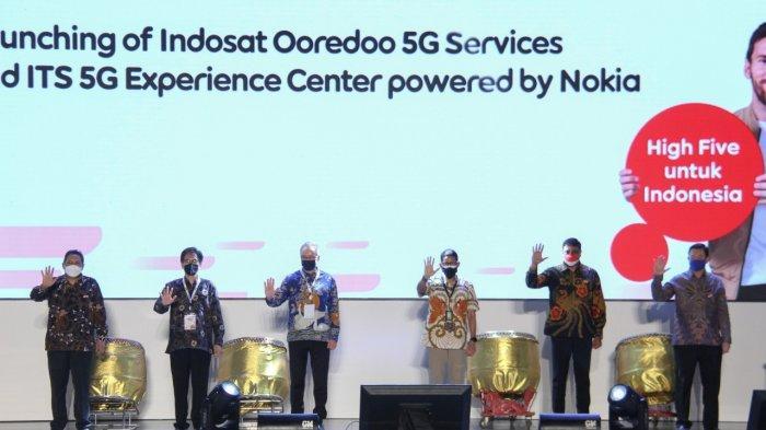 Indosat Ooredoo Perluas Layanan 5G ke Surabaya, Dorong Inovasi & Pemberdayaan Talenta Digital Lokal