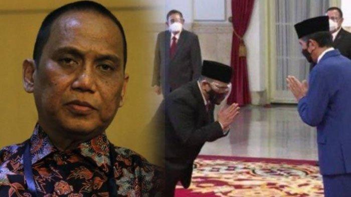 Siapa Indriyanto Seno, Sosok yang Digugat 75 Pegawai KPK : Ternyata Eks Pengacara Keluarga Cendana