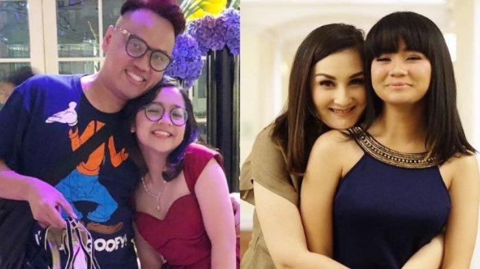 Tampil Anggun dengan Gaun, Lihat Beda Gaya Cinta Kuya VS Mima Shafa Saat Prom Night