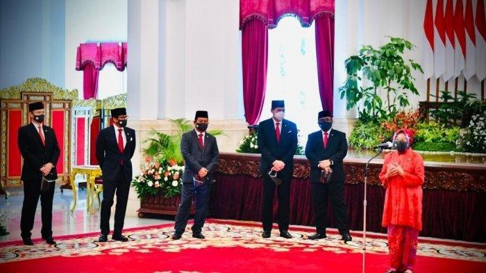 Program Kerja Enam Menteri yang Baru Dilantik Presiden, Yaqut Cholil Siapkan Terobosan sebagai Menag