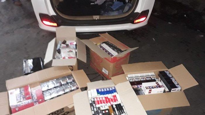 Kejar-kejaran Mobil, Polisi Berhasil Menangkap Tersangka Pencuri Alfamart di Boyolali