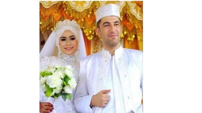 Viral Kisah Polisi Turki Nikahi Gadis Asal Aceh, Rela Resign Kerja dan Jual Motor untuk Menikah