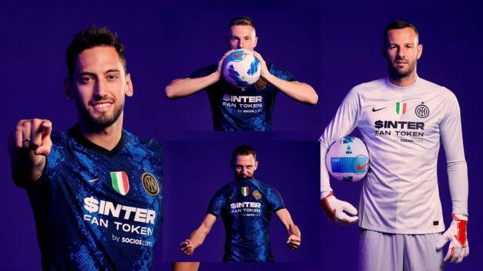 Inter Milan Punya Sponsor Baru Gantikan Pirelli, Disuntik Dana Segar 342,8 Miliar Per Tahun