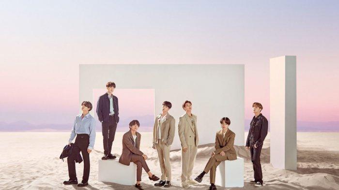 Member BTS sampai Menangis Rajai Billboard Hot 100, Jungkook Dapat Kado Terbaik Mimpinya Jadi Nyata