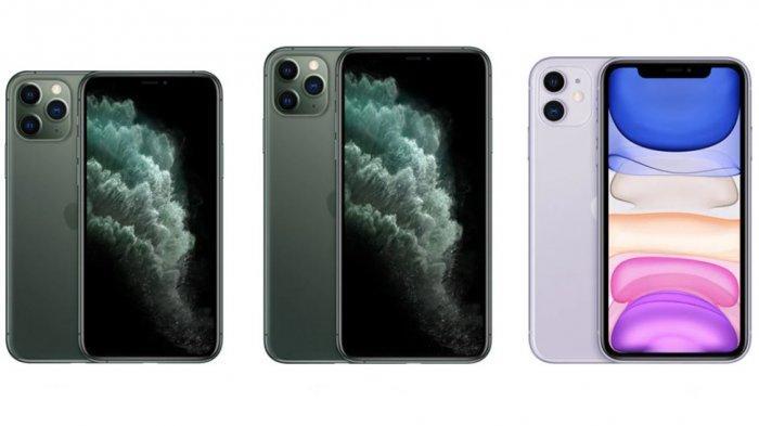Daftar Harga iPhone 11 Terbaru Juni 2020, Mulai Rp 13,5 Jutaan hingga Rp 28,5 Jutaan