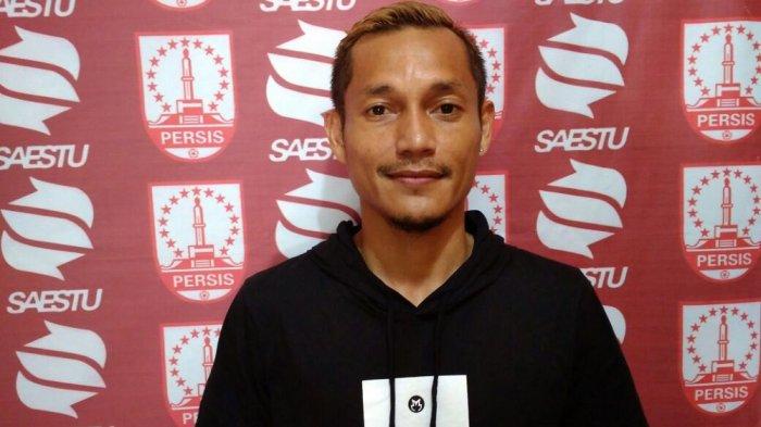Bek Kiri eks PSM Makassar, Iqbal Samad, Merapat ke Persis Solo