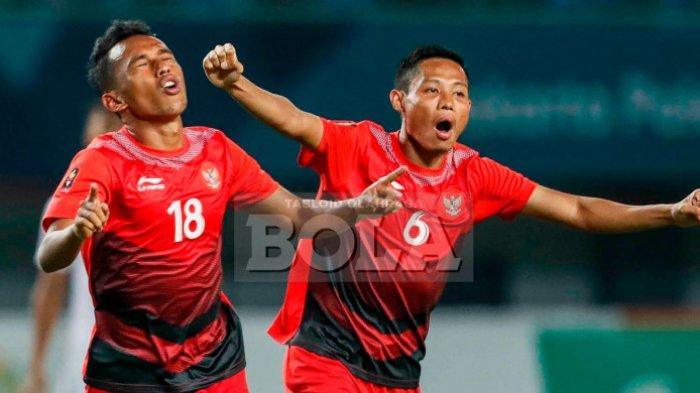 Dear Suporter Timnas Indonesia, Ini Permintaan Evan Dimas Jelang Laga Lawan Thailand Malam Ini