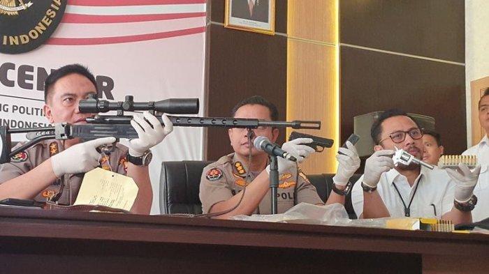 Kronologi Pengiriman Senpi dari Aceh ke Jakarta, HR Menyebut Mayjen Soenarko 'Sampai Ngomel-ngomel'