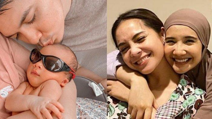 Zaskia Sungkar dan Irwansyah Mengaku Masih Tak Percaya Akhirnya Punya Anak, Nagita Slavina Nangis