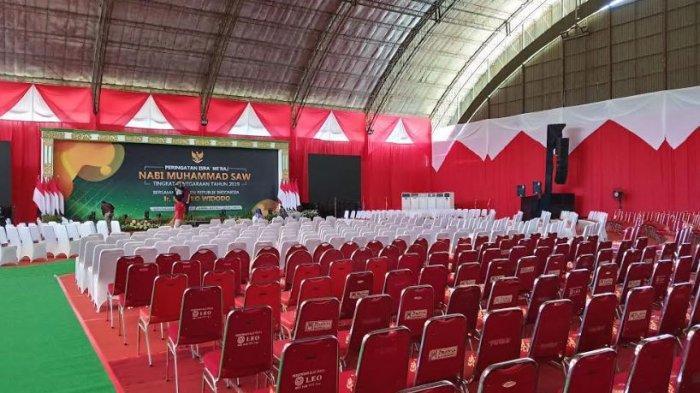 Peringatan Isra Mi'raj Nasional Bersama Jokowi di Solo Baru akan Dihadiri 6 Ribu Tamu Undangan