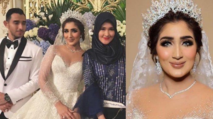 Istri Tommy Kurniawan Ungkap Alasan Sang Suami Tak Bisa Hadir di Resepsi Pernikahan Tania Nadira