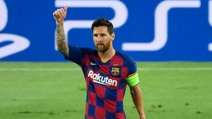 Teka-teki Klub Baru Lionel Messi, Jurnalis Spanyol Sebut Inter Milan Berpeluang Dipilih La Pulga