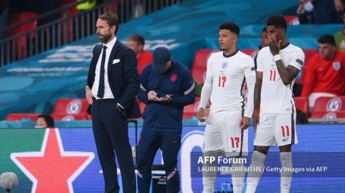Gagal Saat Final Euro 2020, Southgate Mulai Pikirkan Masa Depannya di Timnas Inggris