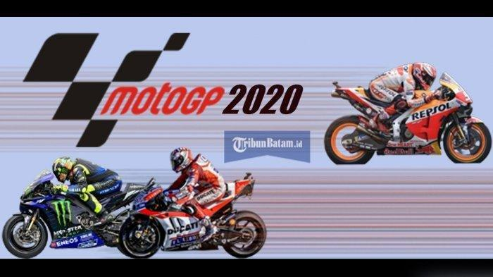 Link Live Streaming MotoGP Catalunya 2020, Kelas MotoGP Tayang Malam Ini Pukul 20.00 WIB