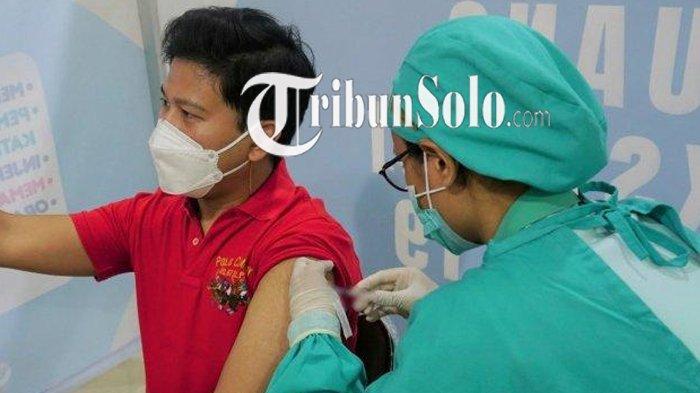 Stok Vaksin di Solo Hanya Cukup untuk Satu Pekan Kedepan, Dinkes: Tidak Bisa Ngebut Dulu