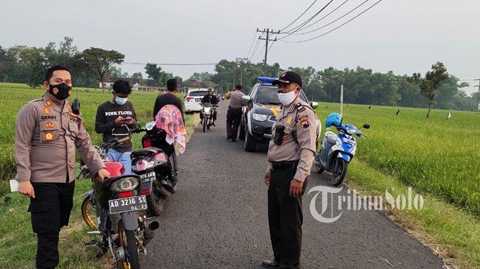 Konvoi Kelulusan Sambil Blayer Motor, 10 Pelajar SMK Sukoharjo Loyo saat Diamankan: Ortu Dipanggil
