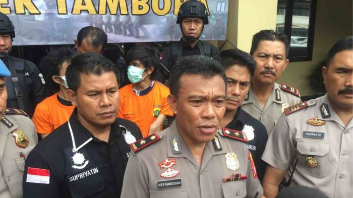 Melawan Petugas, Pencuri dengan Kekerasan di Jakarta Barat Ditembak Mati