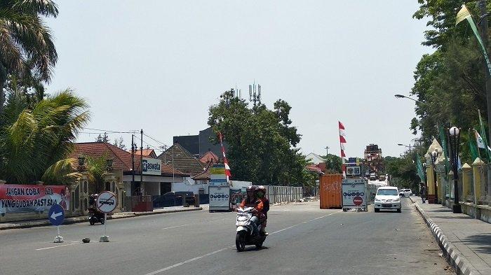 Disdag Solo Mulai Lelang Pembangunan Selter PKL Kottabarat, April 2019 Jalan dr Moewardi Steril PKL