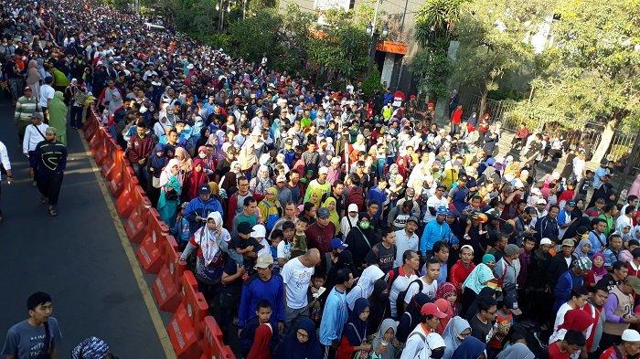Fakta-fakta Jalan Sehat 9 September di Solo, Absennya Neno Warisman hingga Komentar Fahri Hamzah