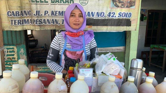Manfaat Peluang Ditengah Pandemi Covid-19, Penjual Jamu di Karanganyar Ini Raup Keuntungan Berlipat